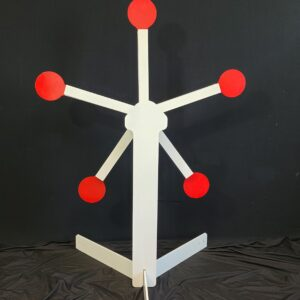 Spinning Targets